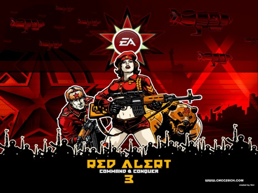 red_alert_3_wallpaper